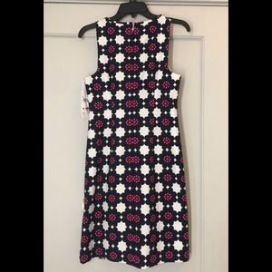 Trina Turk Dresses - Trina Turk Jungle Island V-Neck Shit Dress, Size 2